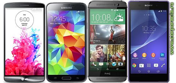 Премиальные Android-смартфоны стали менее популярны