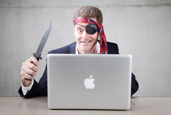 Пиратство в РФ