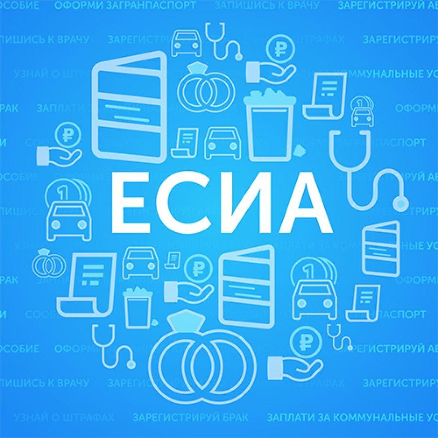 Единая система идентификации и аутентификации (ЕСИА)