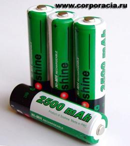 Никелево-металлогидридный аккумулятор