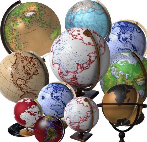 Другой глобус