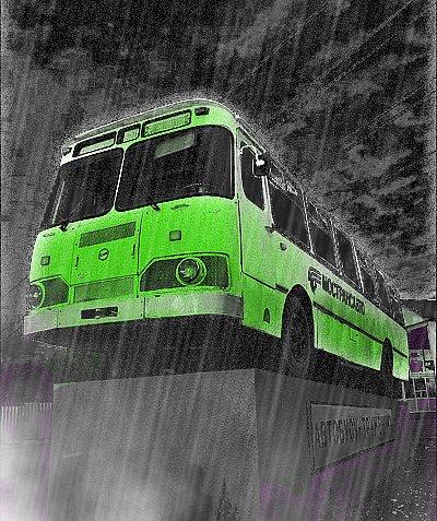 Автобус 410