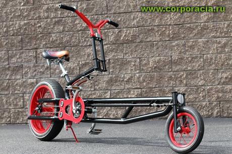 Изобретать велосипед