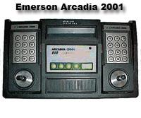 Emerson Arcadia 2001
