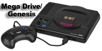 Mega Drive-Genesis