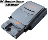 PC Engine Super CD-ROM²