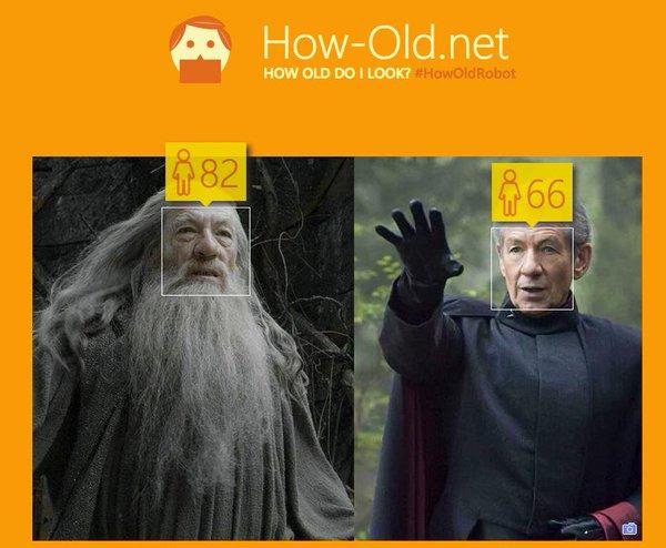 Узнай свой возраст