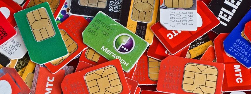 Установлен рекорд серых SIM-карт